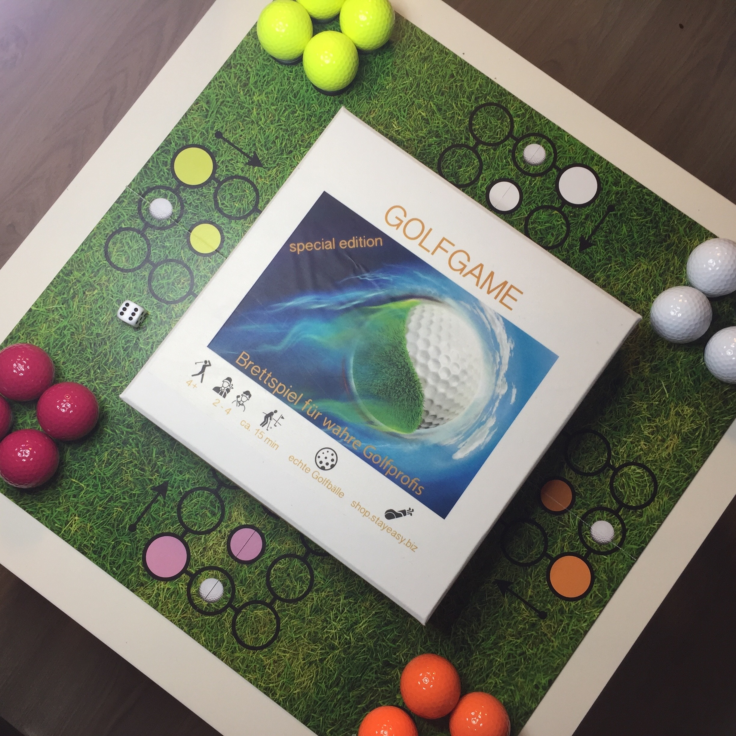 "GOLFGAME ""special edition"""