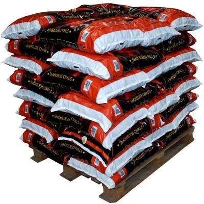 Smokeless Ovals 40 x 25kg bags nwt-ovals