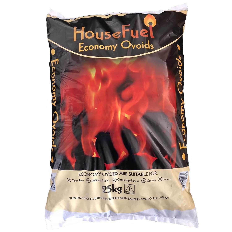 Superheat Smokeless Ovoids 40 x 25kg