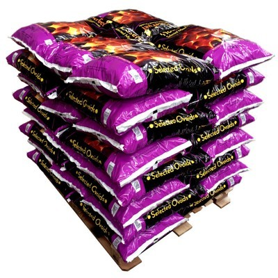 Mixed Ovoids 25kg Bags QG-Mix-ovoids-25kg
