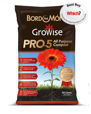 Pro 5 - Multi Purpose Compost 50 Litre Bags BNM-7754D