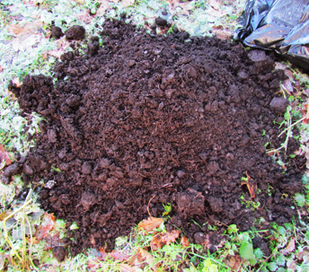 Mushroom Compost CP-AMC