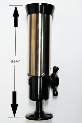 Model 900 Rod Holder - Permanent Mount Base