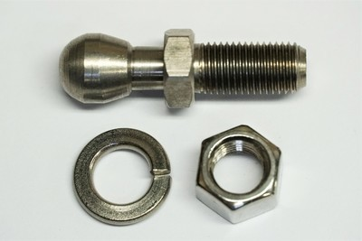 Ball Stud Assembly - Stainless Steel