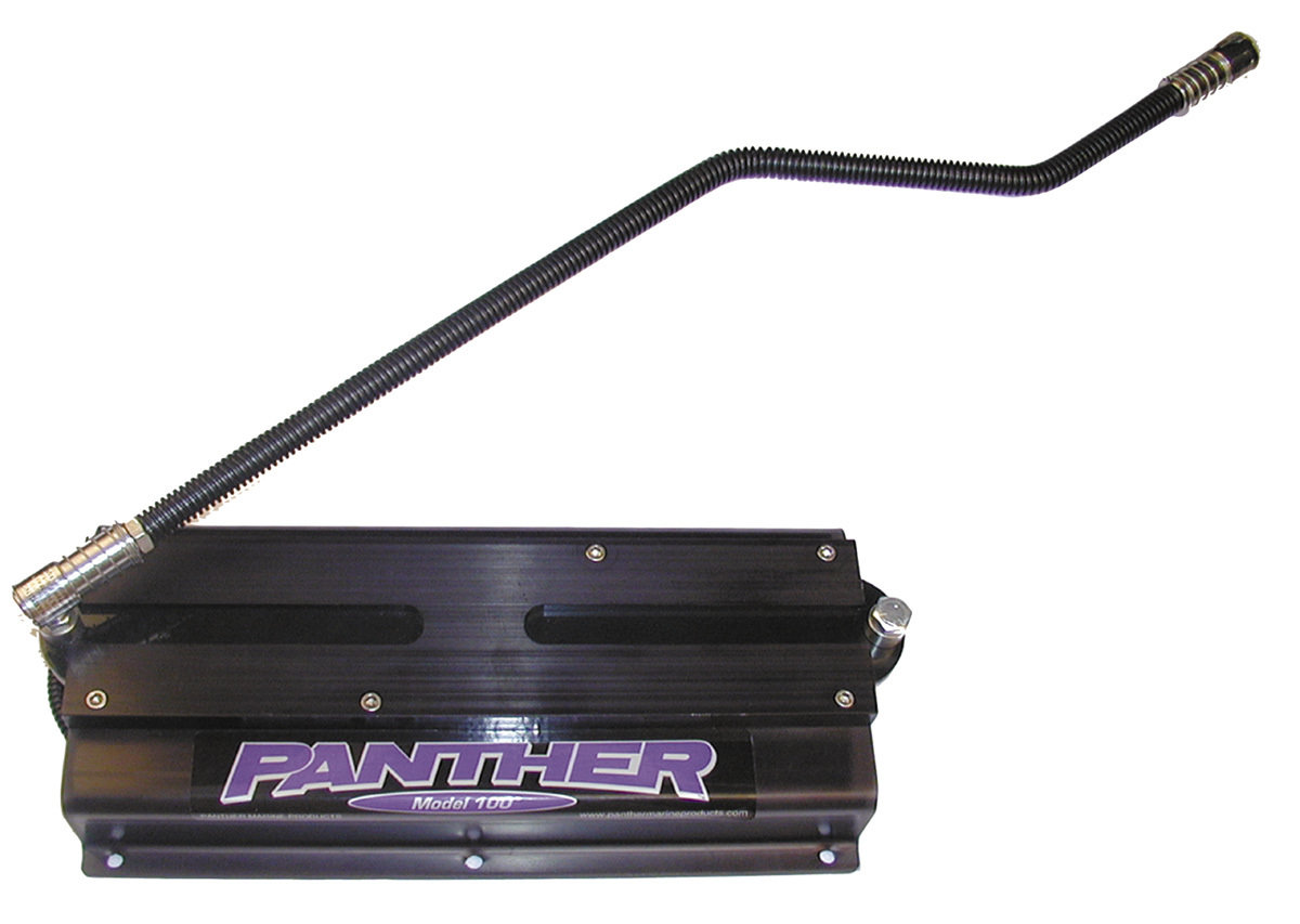 Panther Electrosteer - Freshwater