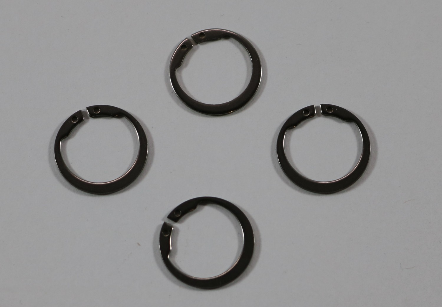 Quick Connect Retainer Clips 4-pack