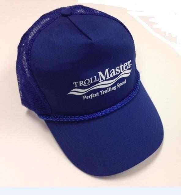 TrollMaster Mesh Hat - Blue