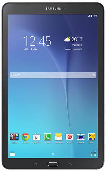 Планшет Samsung T561 Galaxy Tab E 9.6 8Gb (3G/Wi-Fi) Black