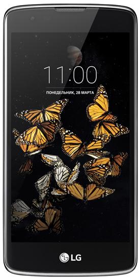 Смартфон LG K350E K8 LTE Black
