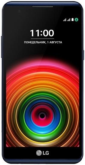 Смартфон LG K220DS X Power Dual SIM 16Gb LTE Black