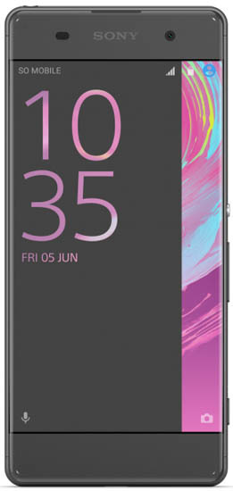 Смартфон Sony F3112 Xperia XA Dual 16Gb LTE Black