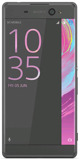 Смартфон Sony F3212 Xperia XA Ultra Dual 16Gb LTE Black