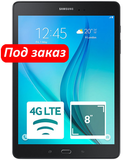 Планшет Samsung SM-T355 Galaxy Tab A 8.0 16Gb LTE Black
