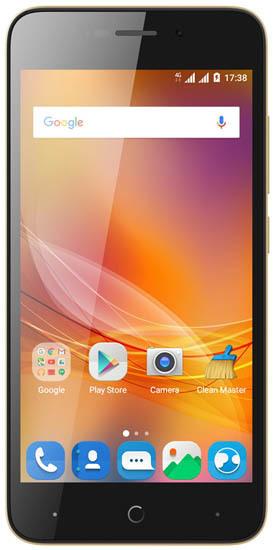 Смартфон ZTE Blade A601 Dual SIM 8Gb LTE Gold