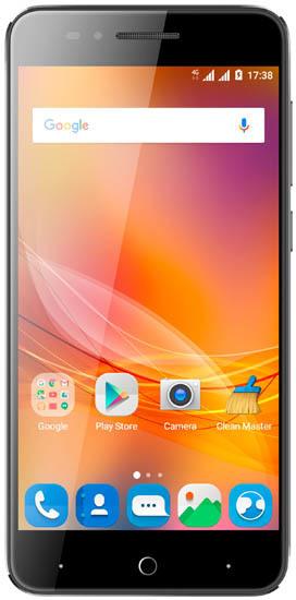 Смартфон ZTE Blade A610 Dual SIM 16Gb LTE Gray