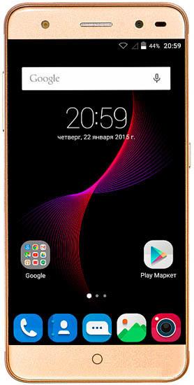 Смартфон ZTE Blade V7 Lite Dual SIM 16Gb LTE Gold