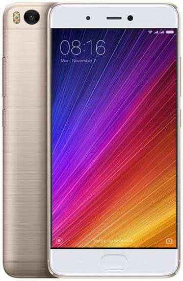 Смартфон Xiaomi Mi 5s 32Gb LTE Gold