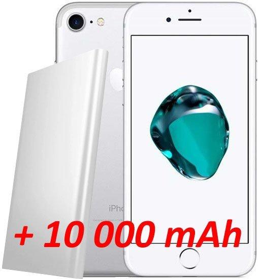 Смартфон Apple iPhone 7 32Gb Silver (MN8Y2RM/A)