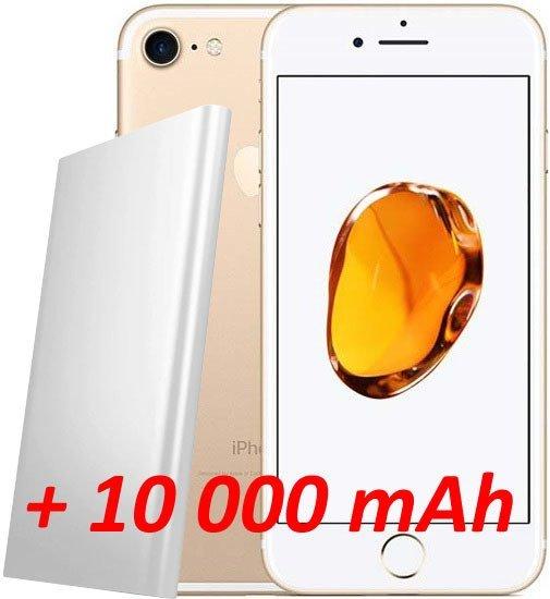 Смартфон Apple iPhone 7 32Gb Gold (MN902RM/A)