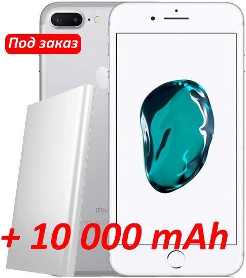 Смартфон Apple iPhone 7 Plus 256Gb Silver (MN4X2RM/A)
