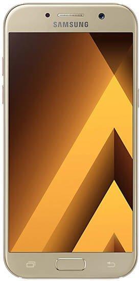 Смартфон Samsung Galaxy A5 2017 A520F Duos 32Gb LTE Gold