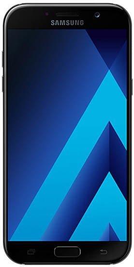 Смартфон Samsung Galaxy A7 2017 A720F Duos 32Gb LTE Black