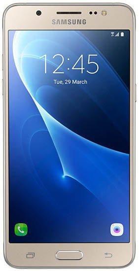 Смартфон Samsung Galaxy J5 2016 (SM-J510F) Duos 16Gb LTE Gold