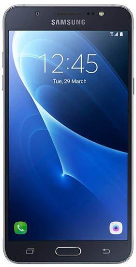 Смартфон Samsung Galaxy J7 2016 (SM-J710F) Duos 16Gb LTE Black