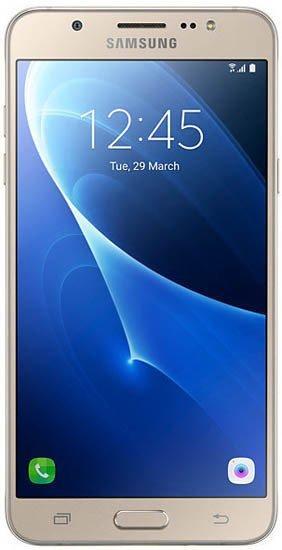 Смартфон Samsung Galaxy J7 2016 (SM-J710F) Duos 16Gb LTE Gold