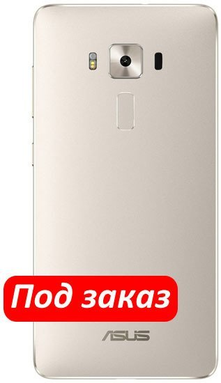 Смартфон ASUS ZenFone 3 Deluxe (ZS550KL) Dual SIM 64Gb LTE Silver