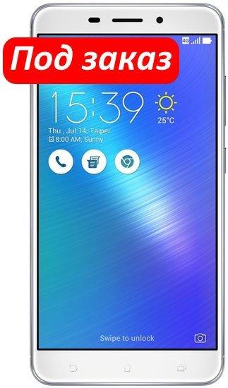 Смартфон ASUS ZenFone 3 Laser (ZC551KL) Dual SIM 32Gb LTE Silver