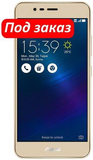 Смартфон ASUS ZenFone 3 Max (ZC520TL) Dual SIM 16Gb LTE Gold