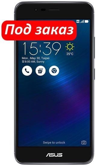 Смартфон ASUS ZenFone 3 Max (ZC520TL) Dual SIM 16Gb LTE Gray