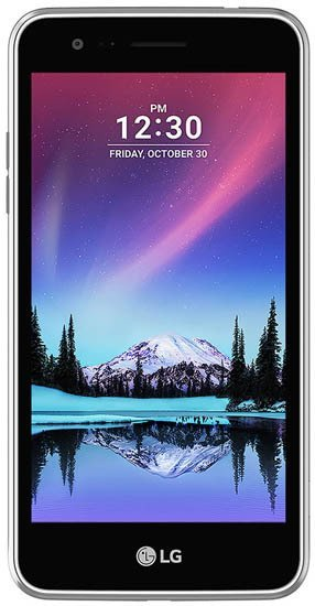 Смартфон LG K4 2017 (X230) 8Gb LTE Gray