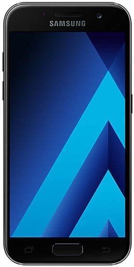 Смартфон Samsung Galaxy A3 2017 A320F Duos 16Gb LTE Black