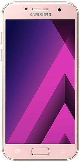 Смартфон Samsung Galaxy A3 2017 A320F Duos 16Gb LTE Pink