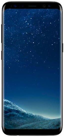 Смартфон Samsung Galaxy S8 SM-G950F Dual SIM 64Gb LTE Black