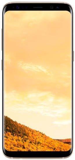 Смартфон Samsung Galaxy S8 SM-G950F Dual SIM 64Gb LTE Gold