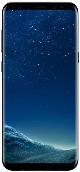 Смартфон Samsung Galaxy S8 Plus SM-G955F Dual SIM 64Gb LTE Black