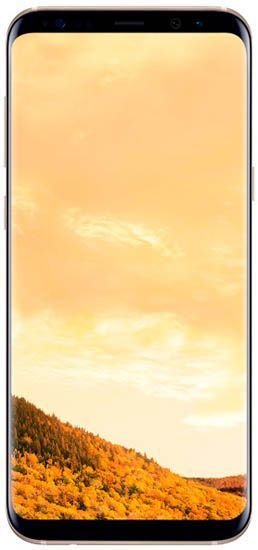 Смартфон Samsung Galaxy S8 Plus SM-G955F Dual SIM 64Gb LTE Gold