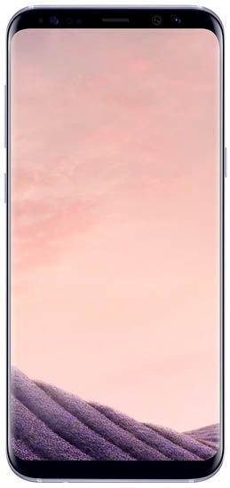 Смартфон Samsung Galaxy S8 Plus SM-G955F Dual SIM 64Gb LTE Gray