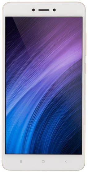 Смартфон Xiaomi Redmi Note 4 64Gb/4Gb LTE Gold