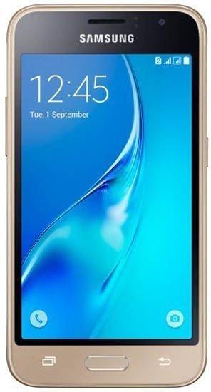 Смартфон Samsung J120F Galaxy J1 2016 Duos LTE Gold