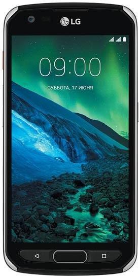 Смартфон LG X Venture M710DS 32Gb LTE Black
