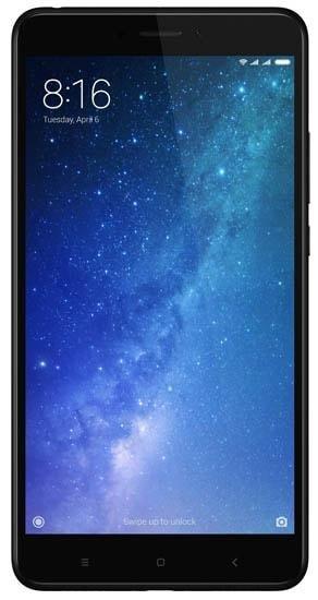 Смартфон Xiaomi Mi MAX 2 64Gb LTE Black