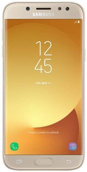 Смартфон Samsung Galaxy J5 2017 16Gb SM-J530F LTE Gold