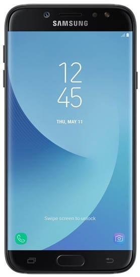 Смартфон Samsung Galaxy J7 2017 16Gb SM-J730F LTE Black