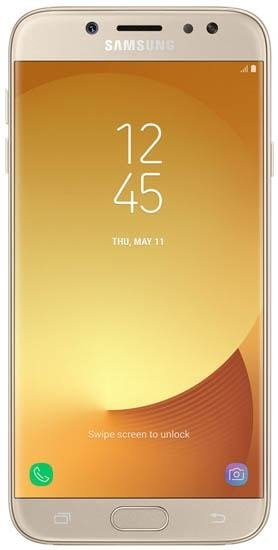 Смартфон Samsung Galaxy J7 2017 16Gb SM-J730F LTE Gold