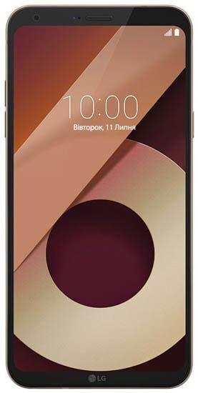 Смартфон LG Q6a M700 16Gb Gold
