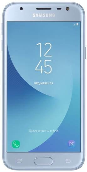 Смартфон Samsung Galaxy J3 2017 16Gb SM-J330F LTE Blue